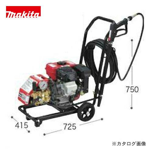 【直送品】マキタ Makita エンジン高圧洗浄機 清水専用 EHW102
