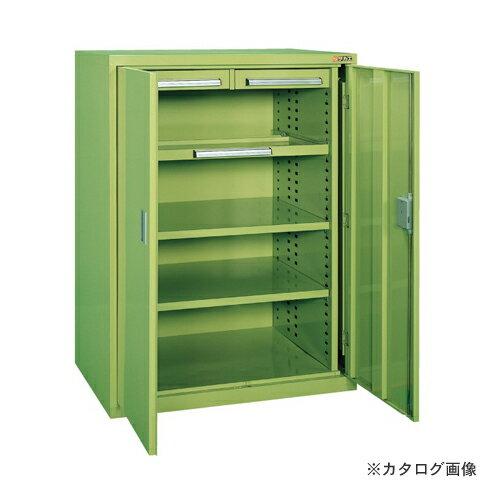 【直送品】サカエ SAKAE ミニ工具室・横ケント式  K-K1001