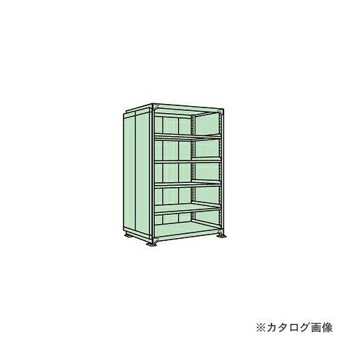 【運賃見積り】【直送品】サカエ SAKAE ラークラックパネル付 PRL-2326
