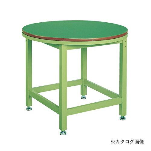 【直送品】サカエ SAKAE 回転作業台・サカエリューム天板 RT-600F