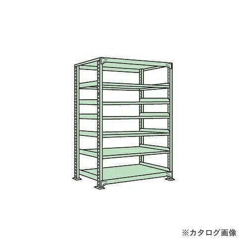 【運賃見積り】【直送品】サカエ SAKAE 軽中量棚 ND-3717