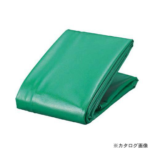 個別送料1000円 直送品 TRUSCO エステルトラックシート 4t用 幅4600mmX長さ6.0m TETS-4