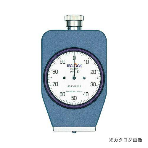 テクロック ゴム・プラスチック硬度計 GS-721N