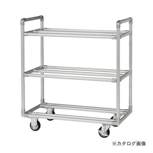 個別送料2000円 直送品 SUS ピッキングカートスリム 棚板なし GFTR2880027