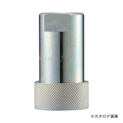 ナック クイックカップリング HP型 特殊鋼製 高圧タイプ オネジ取付用 CHP16S