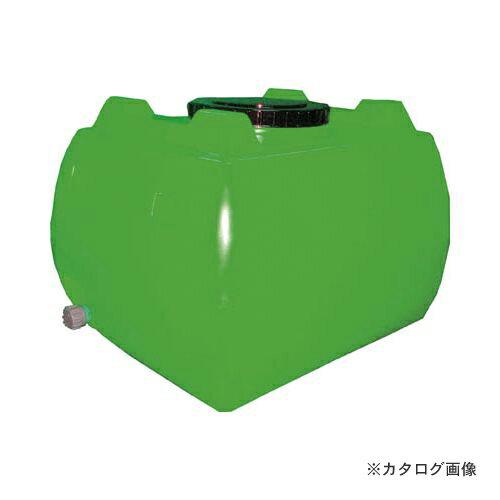 個別送料1000円 直送品 スイコー ホームローリータンク100 緑 HLT-100(GN)
