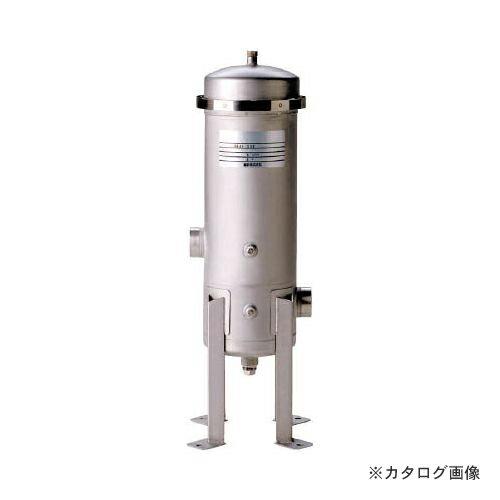 運賃見積り 直送品 AION フィルターハウジングH 3本用 0.49MPa 750mm 3HAT-5SR