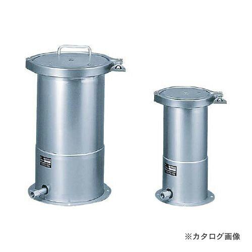 運賃見積り 直送品 ユニコントロールズ ステンレス加圧容器 TB10N