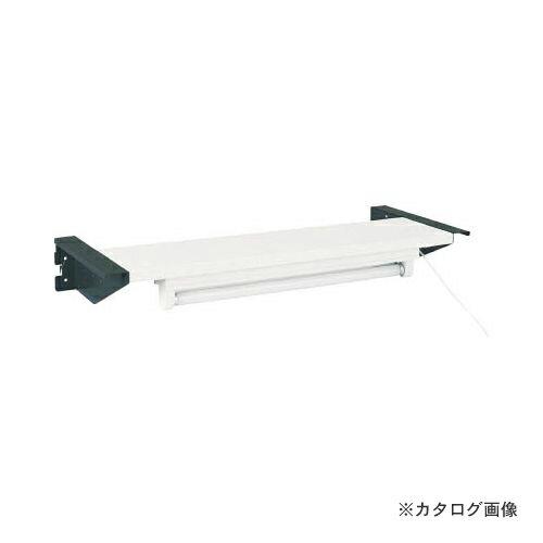 個別送料2000円 直送品 TRUSCO ライン作業台用照明器具セット W1200用 ULR-L1200