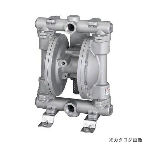 運賃見積り 直送品 TAIYO ダイヤフラムポンプ TD2-25AN-V