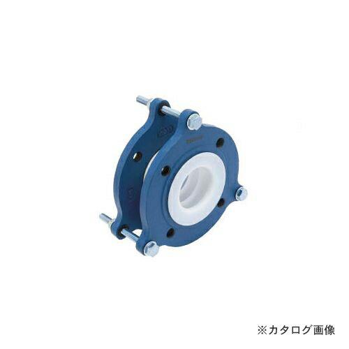 ゼンシン フッ素樹脂製防振継手(フランジ型) ZTF-5000-100