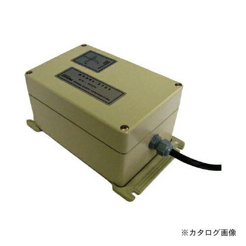 昭和測器 地震監視用振動検出器デジタルモニタセット MODEL-2702-D1