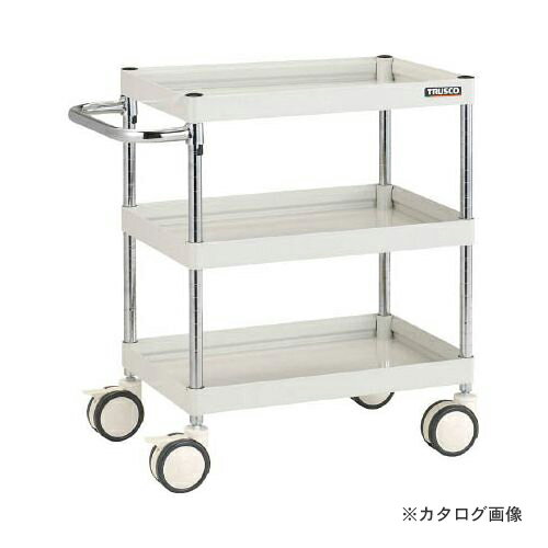 個別送料1000円 直送品 TRUSCO ファルコンワゴン900X600 ウレタン双輪車 YG色 FAW-793D-YG