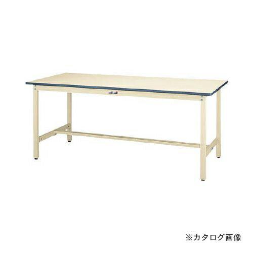 運賃見積り 直送品 ヤマテック ワークテーブル300シリーズ ポリエステル天板W1200×D750 SWP-1275-II
