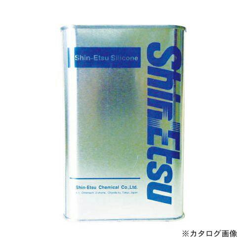 信越 シリコーンオイル 1000CS 1kg KF50-1000CS-1