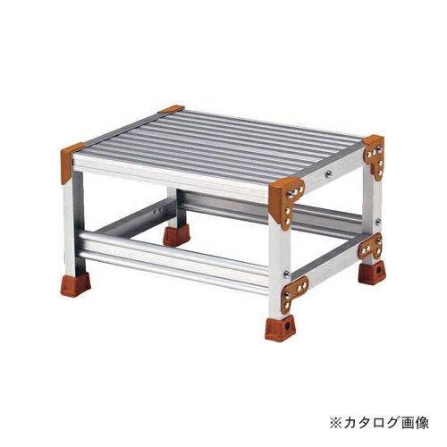 個別送料1000円 直送品 ピカ 作業台FG型 1段 W50 H30cm FG-153C