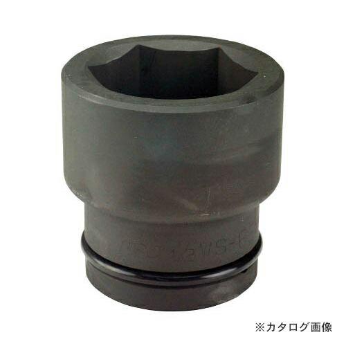 FPC インパクト ショート ソケット 差込角38.1mm 対辺65mm (2. 1.1/2WS-65