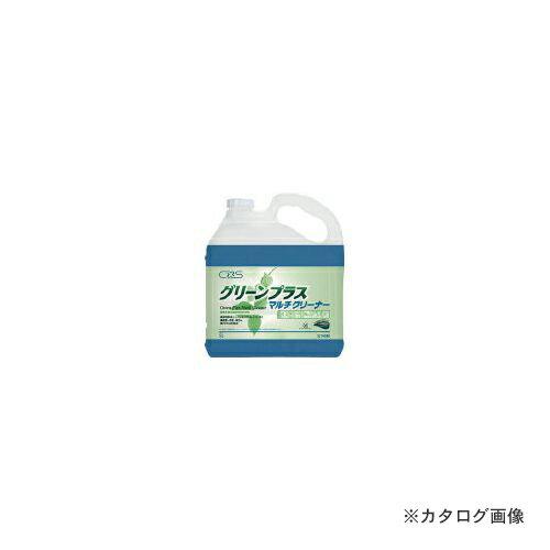 シーバイエス 洗浄剤 グリーンプラスマルチクリーナー 5L 5214340