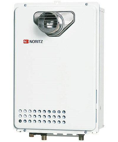 【送料無料】[GQ-1637WE-C]【リモコンは別途購入ください】 ノーリツ ガス給湯器 ユコアGQ-WEシリーズ 16号 給湯専用 給湯器【給湯専用】
