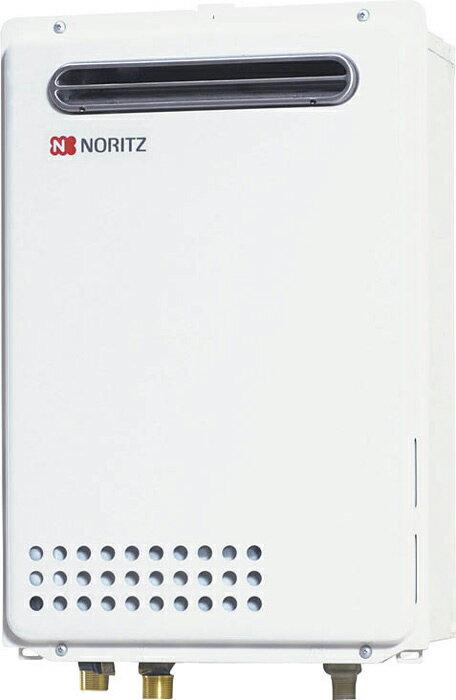 【送料無料】[GQ-2037WS-KB-BL]【リモコンは別途購入ください】 ノーリツ ガス給湯器 ユコアGQ-KB 20号 給湯専用 壁組み込み設置形 給湯器【給湯専用】