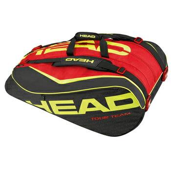 ヘッド(HEAD)ラケットバッグ Extreme 12R Monstercombi(エクストリーム・モンスターコンビ)283625