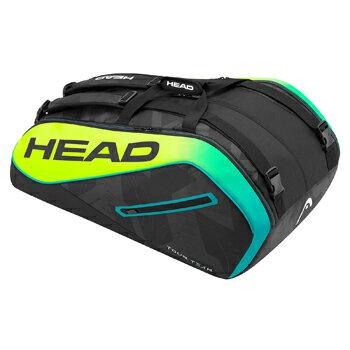 ヘッド(HEAD)ラケットバッグ Extreme 12R Monstercombi(エクストリーム・モンスターコンビ)283657
