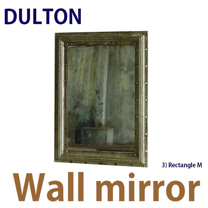 DULTON ダルトン ウォールミラー レクタM【鏡,ミラー】P31