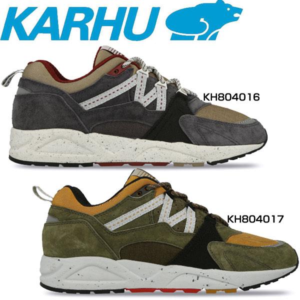 KARHU(カルフ) FUSION 2.0  スニーカーシューズ KH80401-(SE) 【ユニセックス】【RCP】 【送料無料】