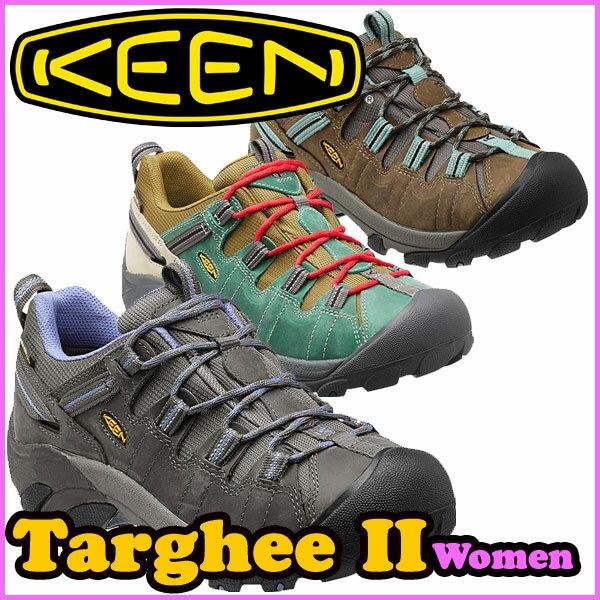 KEEN(キーン)ターギーツー TARGHEE-II 2015FW新作 【レディース】 アウトドア/スニーカー/ブーツ/ハイキング【RCP】 【送料無料】
