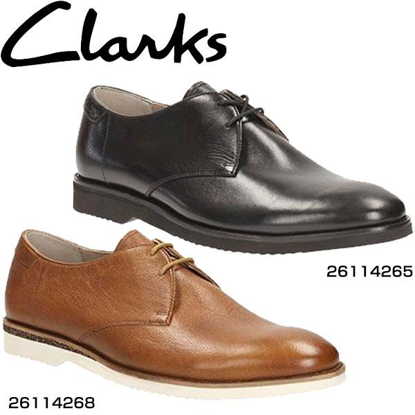 クラークス(Clarks) オックスフォード レザーシューズ チュリックフリー メンズ【RCP】 【送料無料】