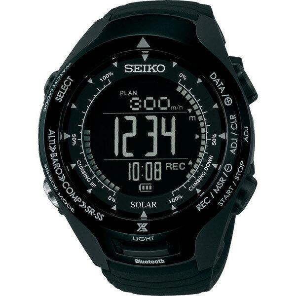 新発売 17SS SEIKO(セイコー)時計 プロスペックアルピニストブラック SBEL005  【RCP】 【送料無料】