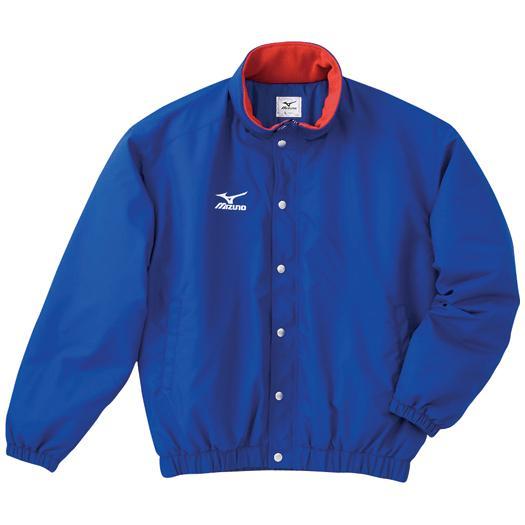 MIZUNO ミズノ 中綿ウォーマーキルトシャツ(フード収納式) [ A60JF96222 ]【RCP】 【送料無料】