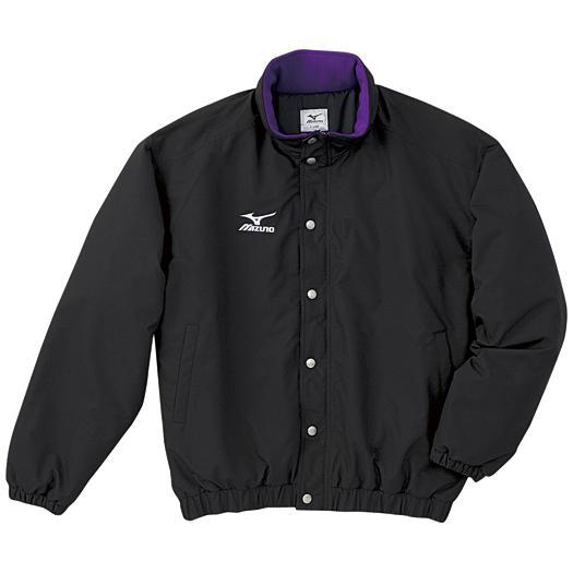 MIZUNO ミズノ 中綿ウォーマーキルトシャツ(フード収納式) [ A60JF96288 ]【RCP】 【送料無料】