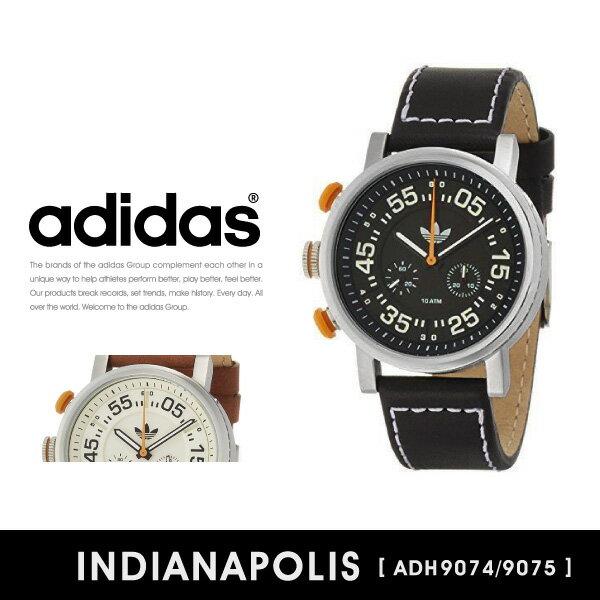 【送料無料】『adidas-アディダス-』INDIANAPOLIS 腕時計〔ADH9074/ADH9075〕[クォーツ ンディアナポリス 海外モデル メンズ]