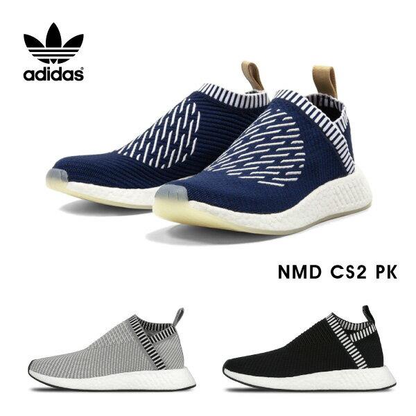 【送料無料】【2017 SS】『adidas-アディダス-』NMD CS2 PK 〔BA7189/BA7187/BA7188〕[オリジナルス エヌ エム ディー シティソック2 NMD プライムニット 限定 メンズ スニーカー]