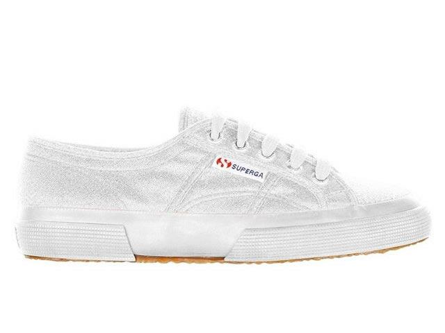 SUPERGA スペルガ2750-LAMEW(ホワイト) レディース シューズ 靴