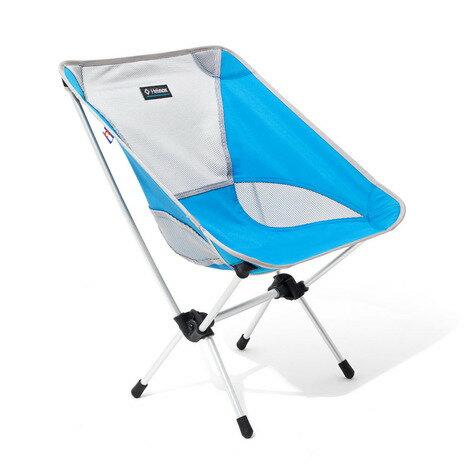 ヘリノックス(Helinox) チェアワン 1822151 スウェディッシュブルー 折りたたみ椅子 キャンプ バーベキュー (Men's、Lady's)