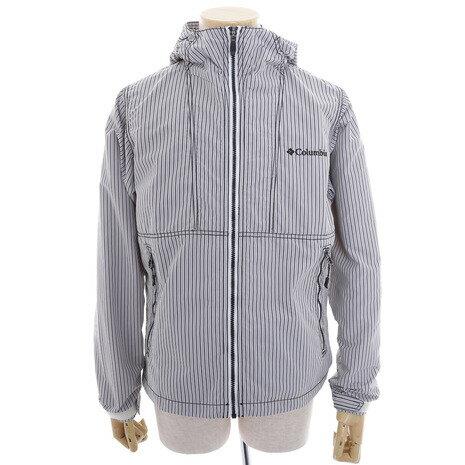 コロンビア(Columbia) ヘイゼンパターンドジャケット Hazen Patterned Jacket PM3644 撥水 UVカット UPF30 (Men's)