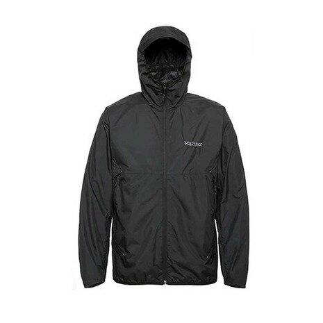 マーモット(Marmot) TRANS BREATH JACKET メンズ ウインドジャケット MJJ-S7008 BLK ブラック (Men's)