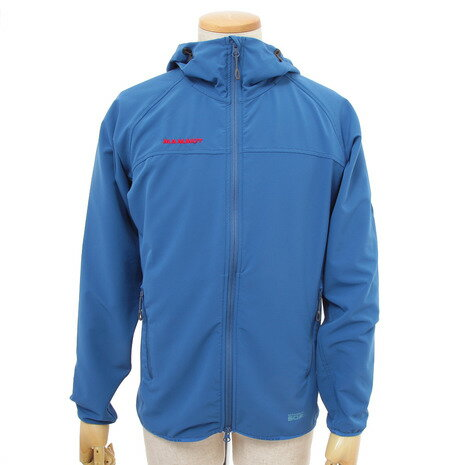 マムート(MAMMUT) SOFtech GRANITE hooded Jacket Men メンズジャケット 1010-25440 5897 (Men's)