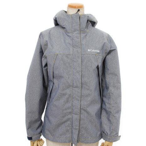 コロンビア(Columbia) ワバシュ ウィメンズ ジャケット Wabash Women's Jacket PL2660 425 Columbia Navy Heather レインウェア (Lady's)