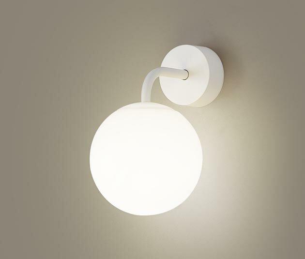 パナソニック壁直付型 LED(電球色) ブラケット MODIFY(モディファイ) ドーム型 白熱電球25形1灯器具相当 ランプ付き