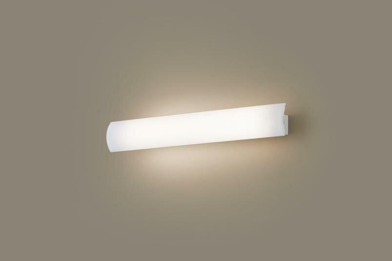 パナソニック壁直付型 LED(電球色) ブラケット 照射方向可動型・拡散タイプ 調光可 直管形蛍光灯FLR40形1灯器具相当 FLR40形
