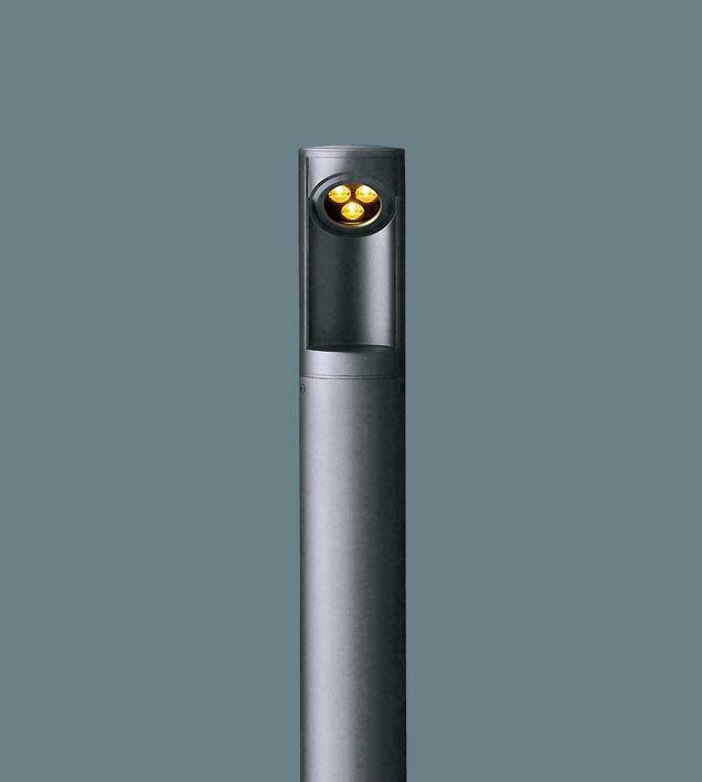 パナソニック埋込式 LED(電球色) ローポールライト �雨型 H=800mm Bijou (美丈 ビジョウ) LEDローポールライト 白熱電球10形1灯器具相当 10形