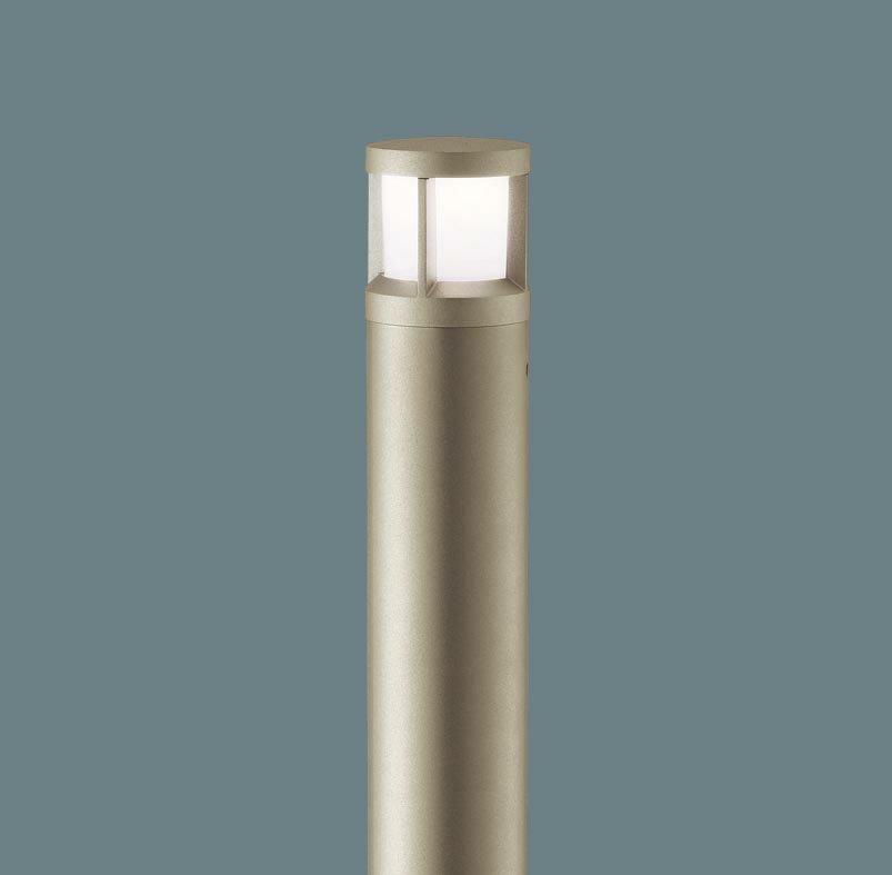 パナソニック埋込式 LED(電球色) エントランスライト 防雨型 地上高800mm 白熱電球40形1灯器具相当 ランプ付き