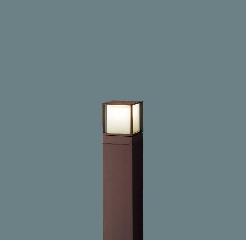 パナソニック埋込式 LED(電球色) エントランスライト �雨型 地上�600mm 白熱電球40形1灯器具相当 ランプ�き