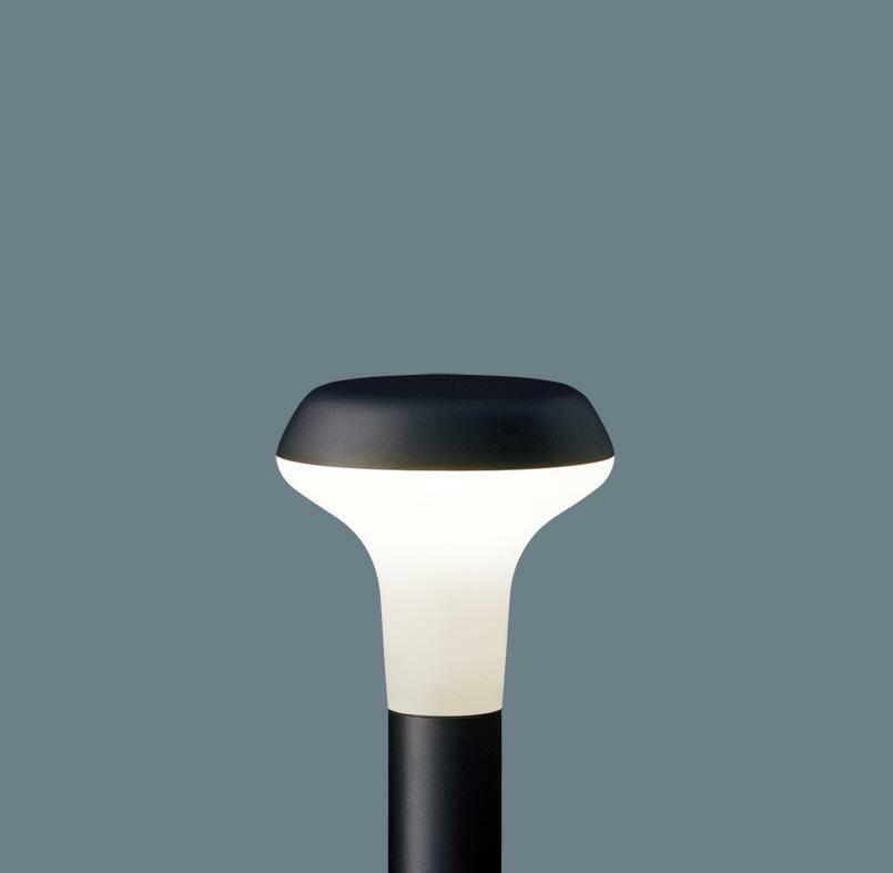 パナソニック埋込式 LED(電球色) エントランスライト �雨型 地上�640mm MODIFY(モディファイ) 白熱電球40形1灯器具相当 ランプ�き