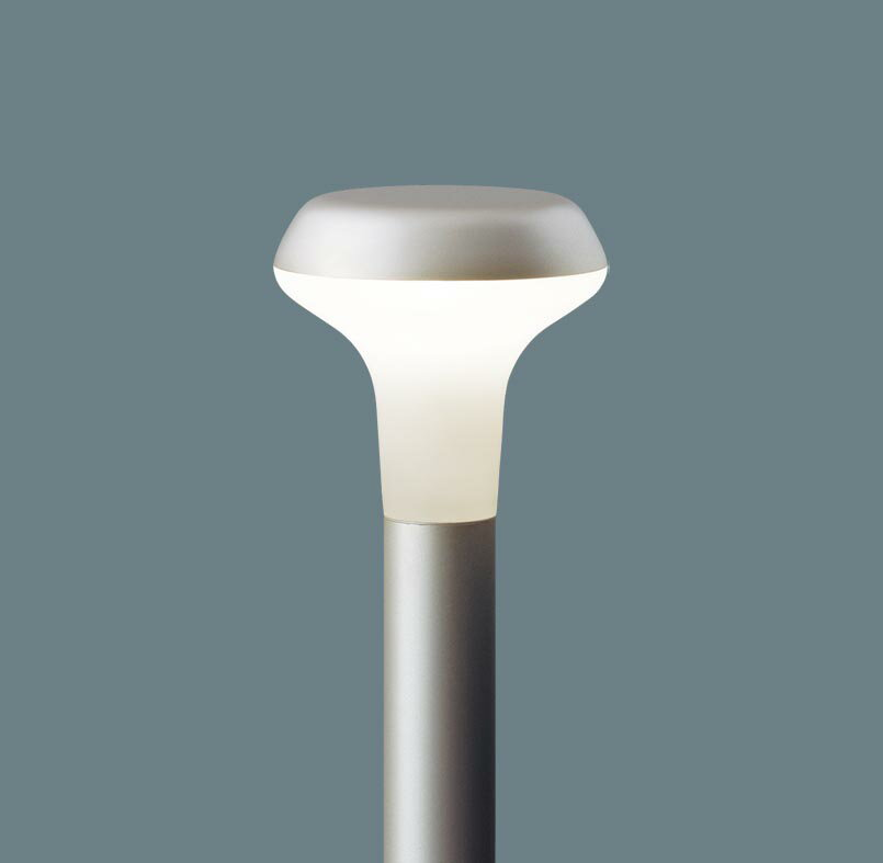 パナソニック埋込式 LED(電球色) エントランスライト �雨型 地上�940mm MODIFY(モディファイ) 白熱電球40形1灯器具相当 ランプ�き