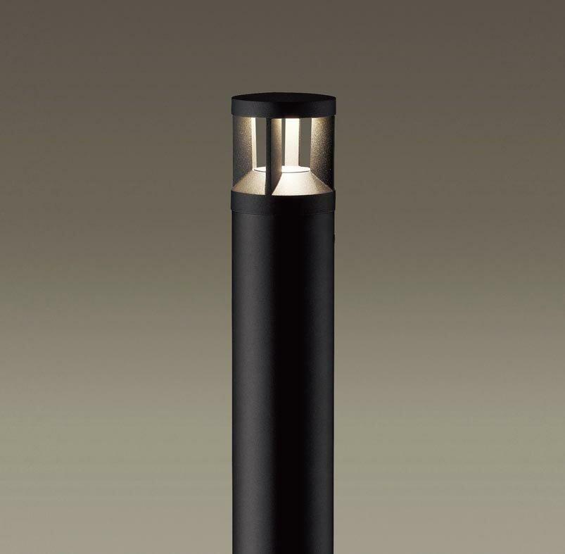 パナソニック埋込式 LED(電球色) エントランスライト 拡散タイプ 防雨型 地上高800mm 白熱電球40形1灯器具相当 40形