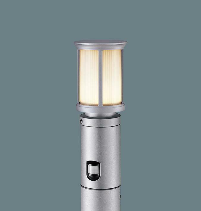 パナソニック埋込式 LED(電球色) エントランスライト �雨型・FreePaお出迎え・�るさセンサ�・点灯省エネ型 地上�1054mm 白熱電球40形1灯器具相当 ランプ�き